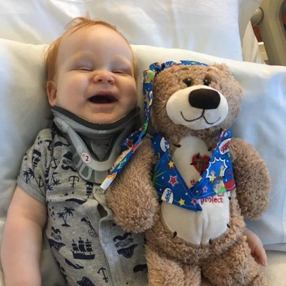 Compassionate Hearts for Kids – The Caden Project Testimony